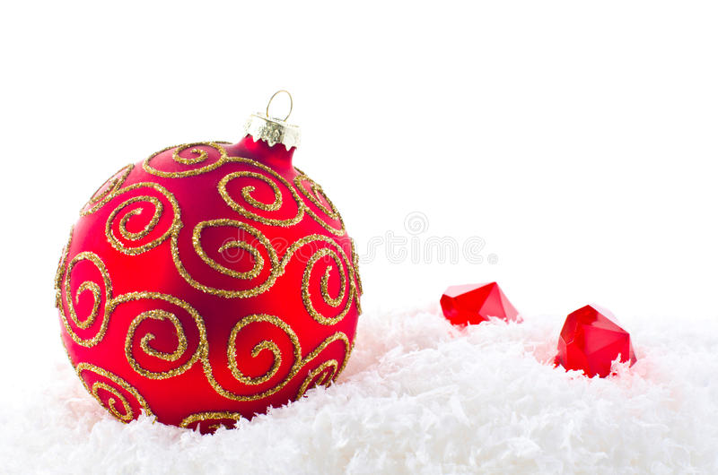 A Christmas Decoration Royalty Free Stock Image
