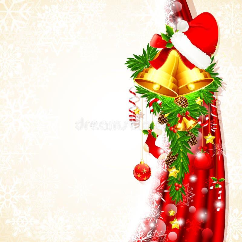 Christmas Decoration royalty free illustration