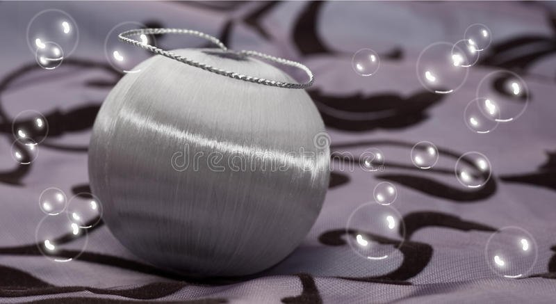 Download Christmas decoration stock photo. Image of mass, bubbles - 27557202