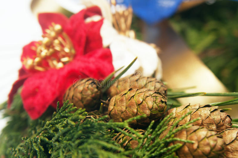 Download Christmas Decoration stock image. Image of larch, branch - 27997461