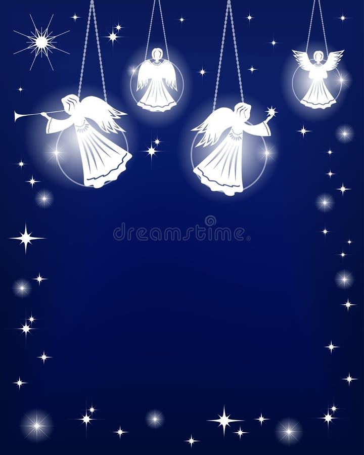 Christmas decoration. royalty free illustration