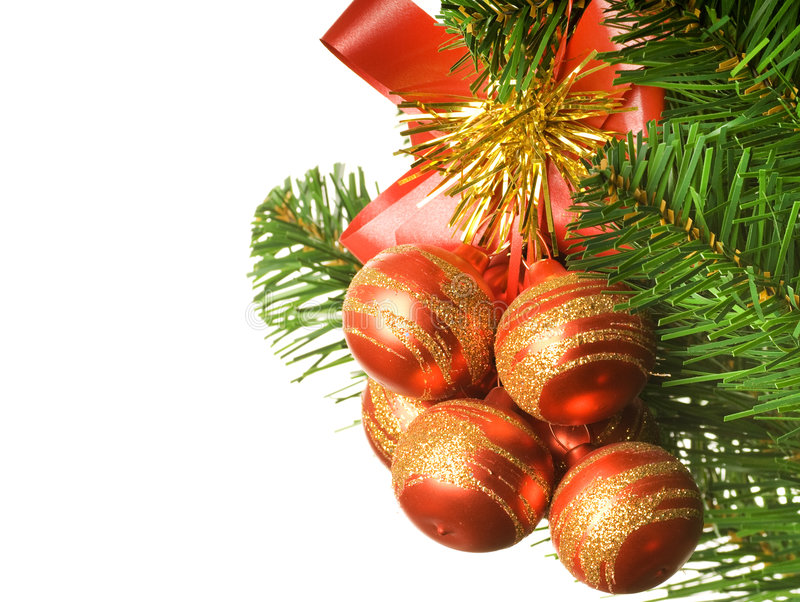 Download Christmas decoration stock photo. Image of design, hanging - 6414184