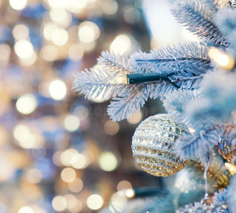 Christmas Decoration Free Stock Photography