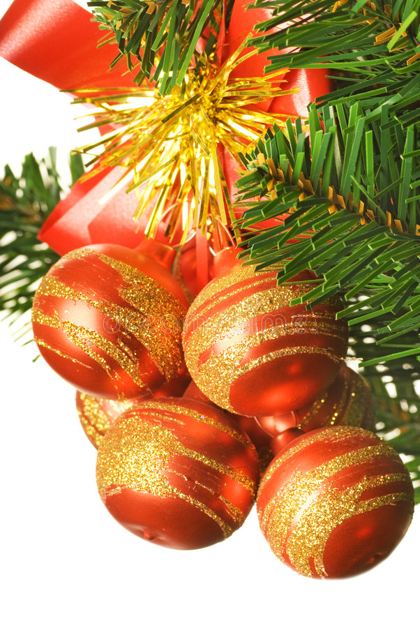 Download Christmas decoration stock image. Image of merry, pine - 6882505