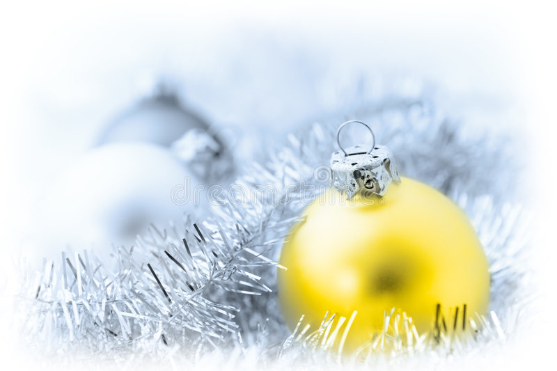 Download Christmas Decoration Bauble Ornament Stock Image - Image: 6861221