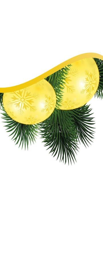 Download Christmas Decoration Stock Illustration - Image: 40488987