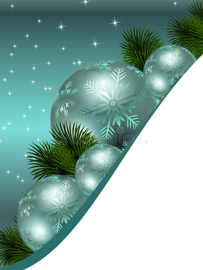 Download Christmas decoration stock illustration. Image of sphere - 40489701