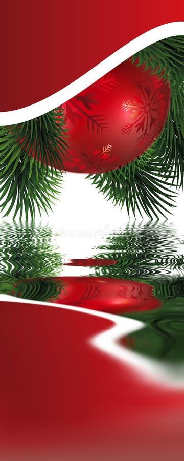 Download Christmas decoration stock illustration. Illustration of winter - 40492909