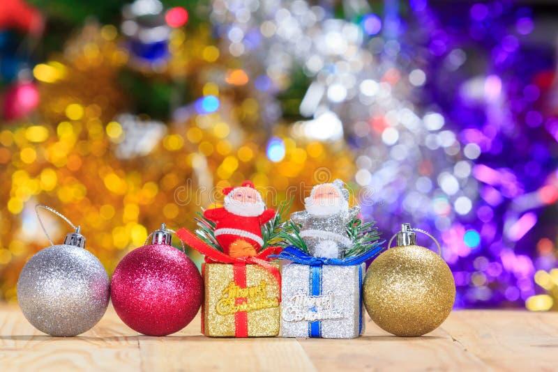 Christmas decoration. Close up beautiful Christmas decoration royalty free stock image