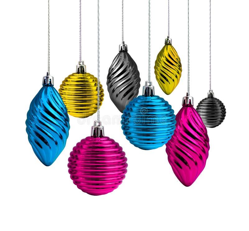 Download Christmas decoration cmyk stock image. Image of celebration - 20314375