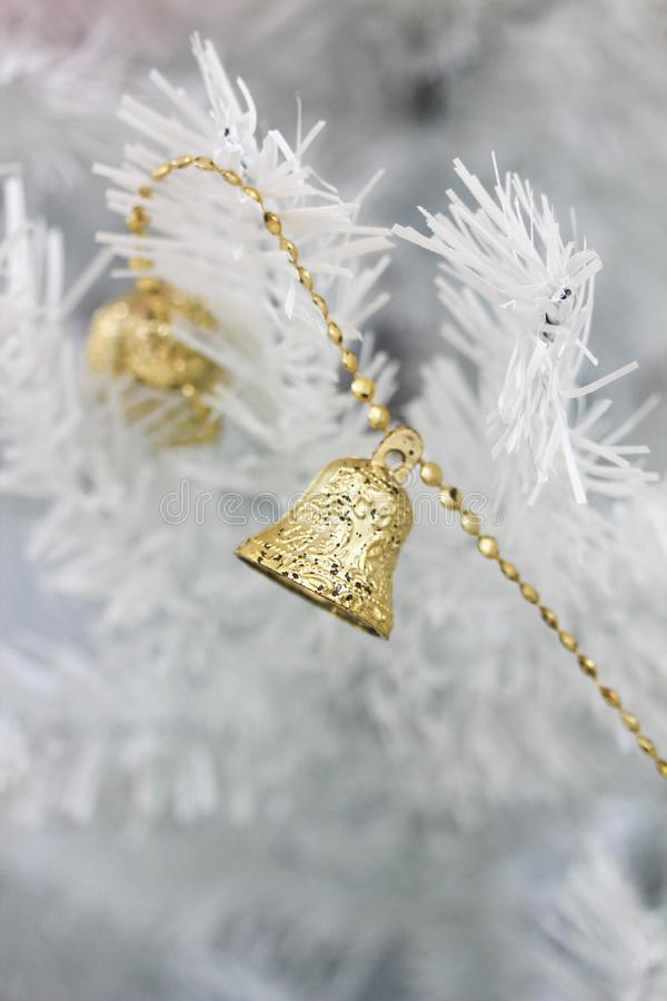 Christmas decoration on abstract background,vintage filter,soft focus. Christmas decoration for holidays on abstract background,close up, vintage filter,soft royalty free stock image
