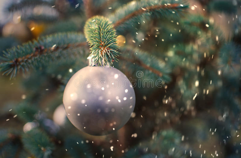 Christmas decoration ornament royalty free stock image