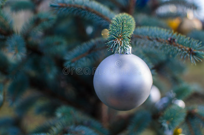 Christmas decoration ornament stock photography