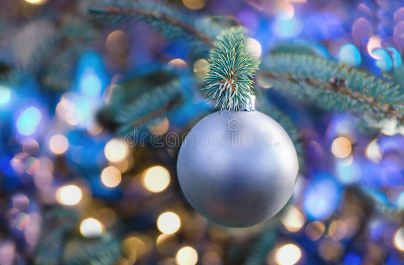 Christmas decoration ornament stock images