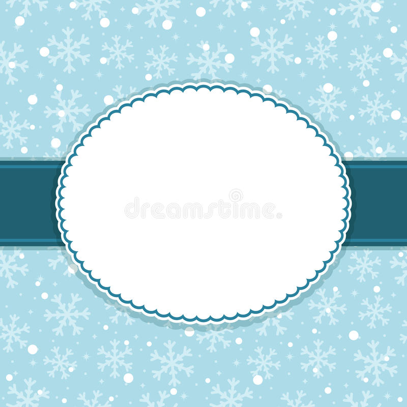 Christmas decoration stock illustration