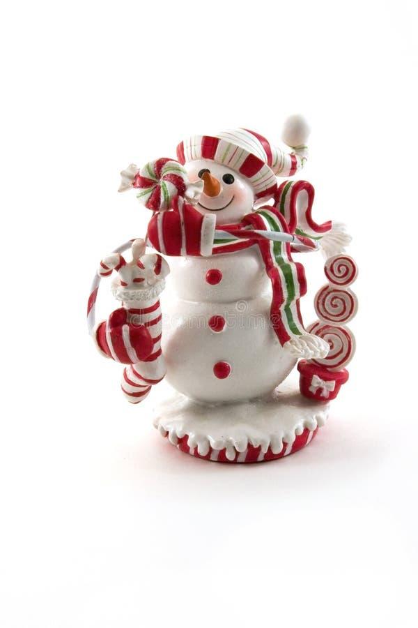 Free Christmas Decoration Snowman Stock Photos - 3572273