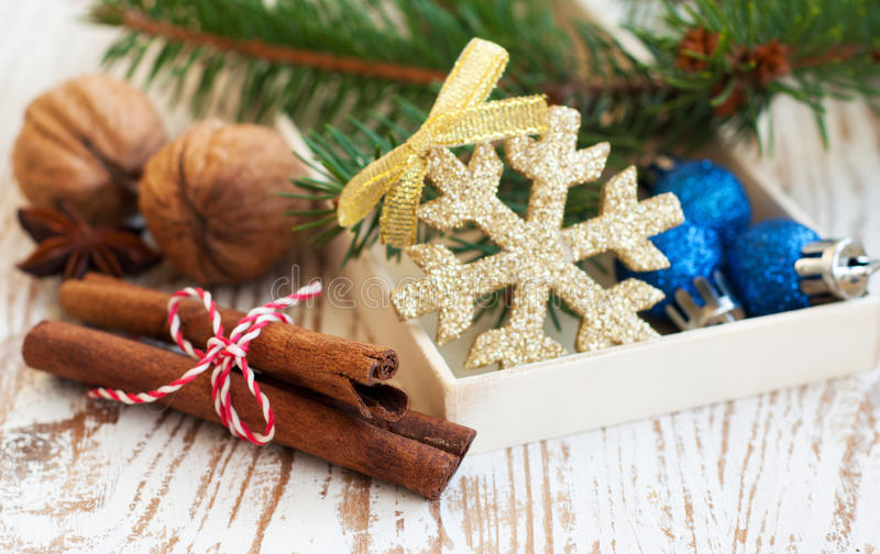 Download Christmas Decoration stock photo. Image of gift, holiday - 35733864