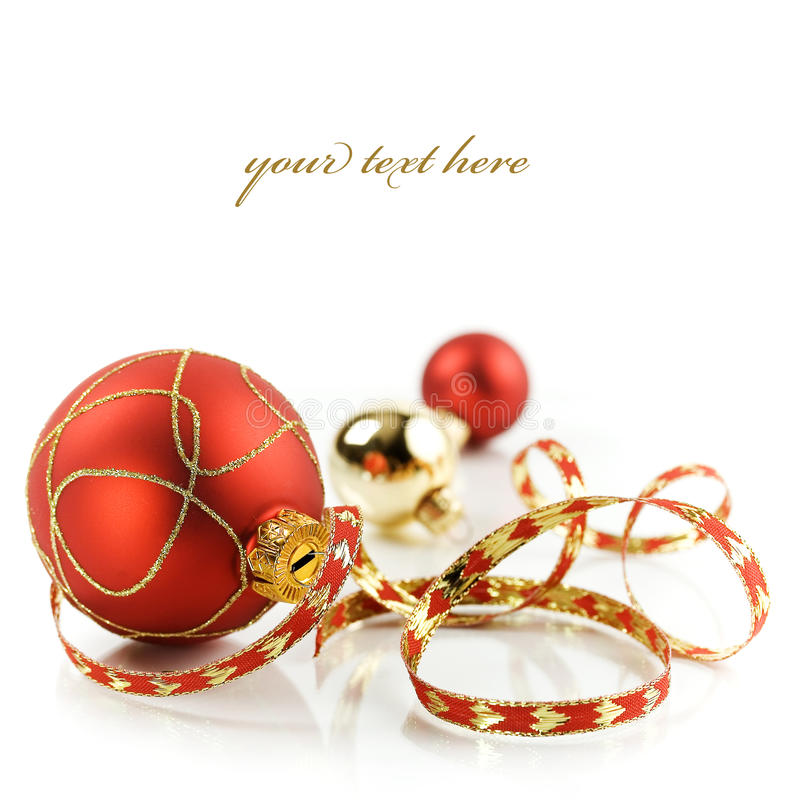 Download Christmas decorations stock image. Image of close, decorate - 11816349