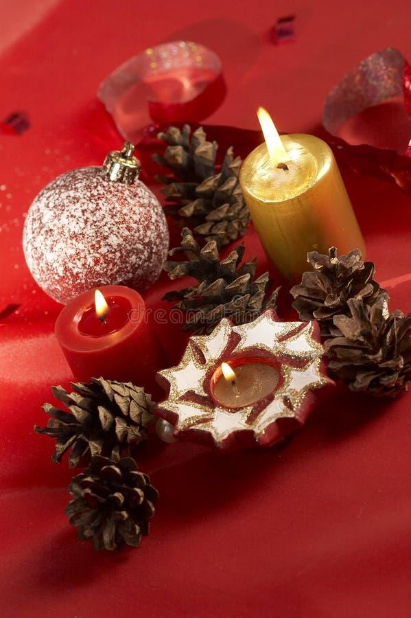 Download Christmas decorations stock image. Image of pleasure, light - 1404307