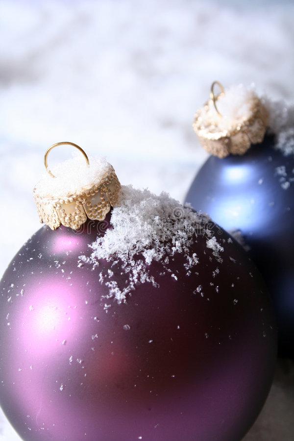 Christmas Decorations. Holiday Items for general christmas use royalty free stock photos