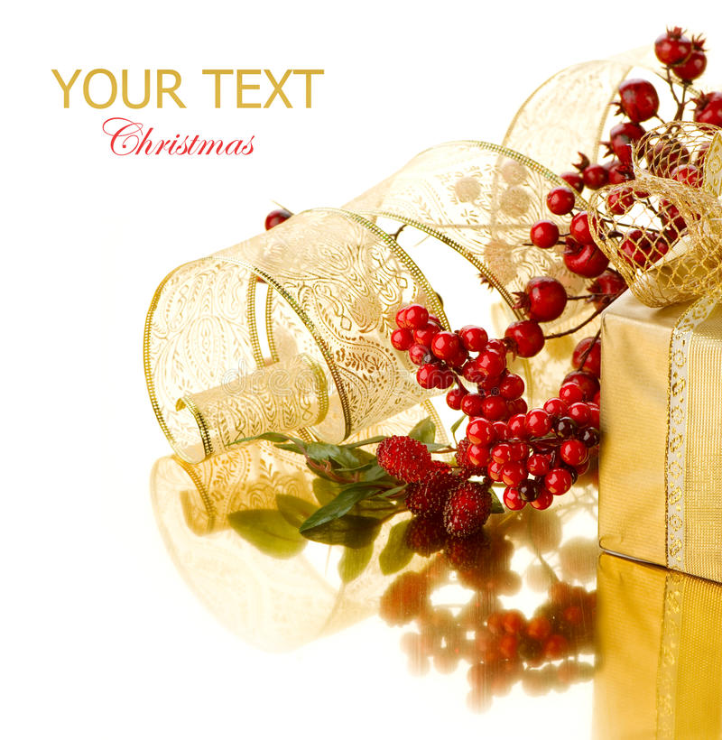 Free Christmas Decorations Royalty Free Stock Images - 22081829