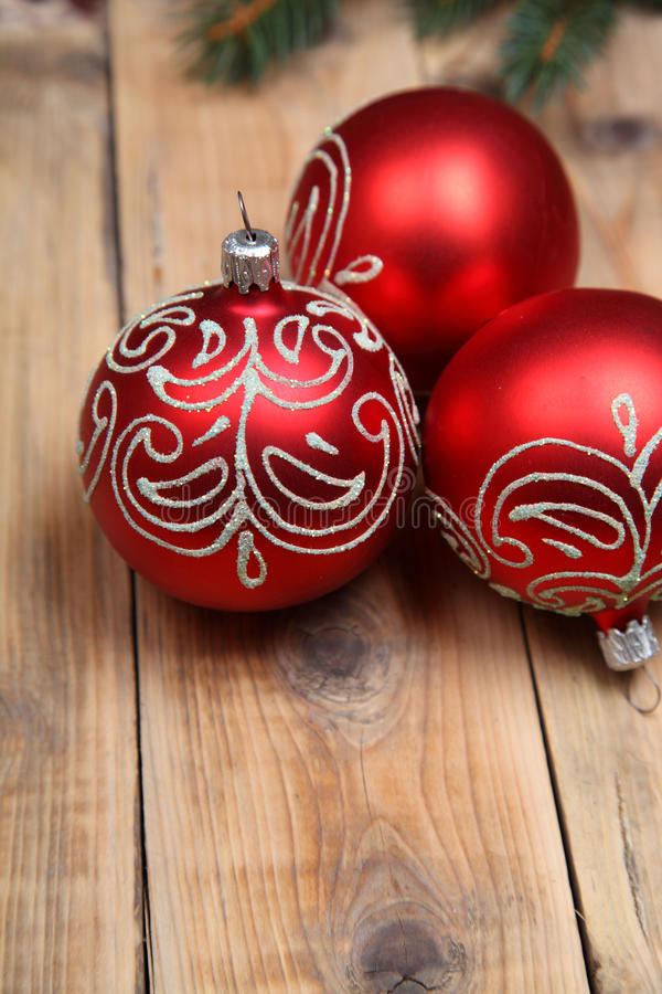 Download Christmas decorations stock photo. Image of composition - 26963852