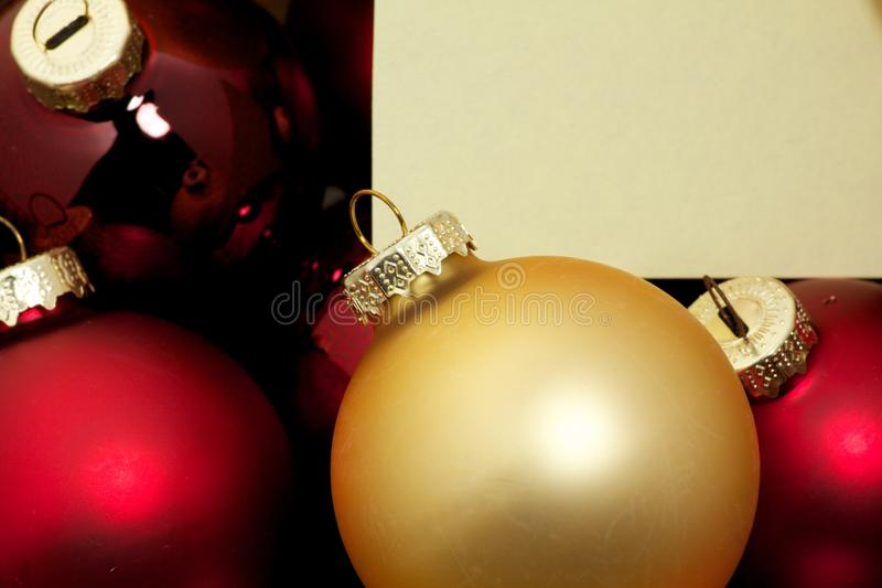 Download Christmas decorations stock photo. Image of holiday, balls - 27616630