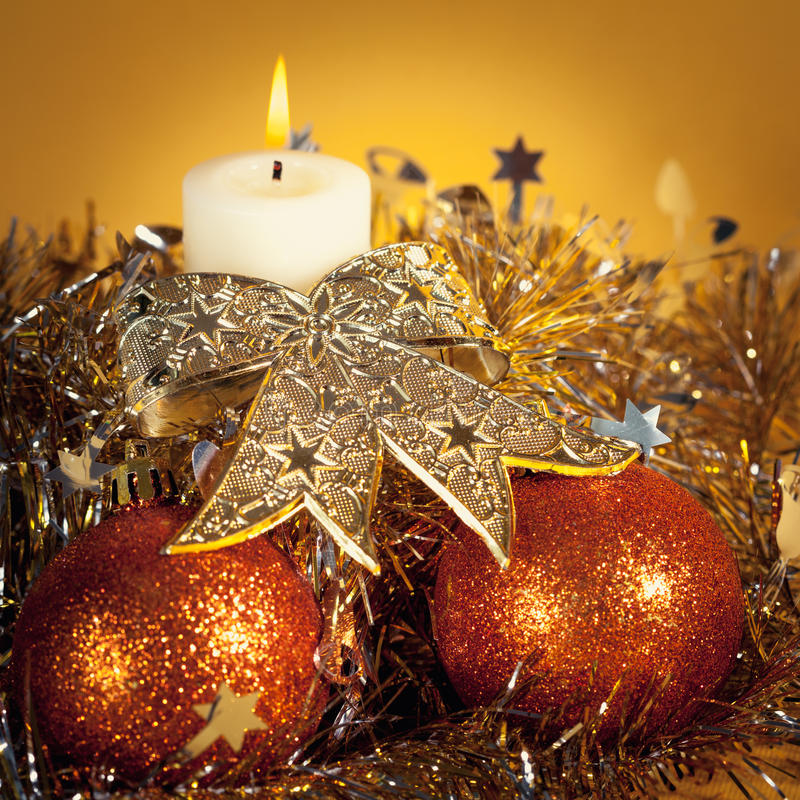 Download Christmas decorations stock photo. Image of ball, life - 28084594