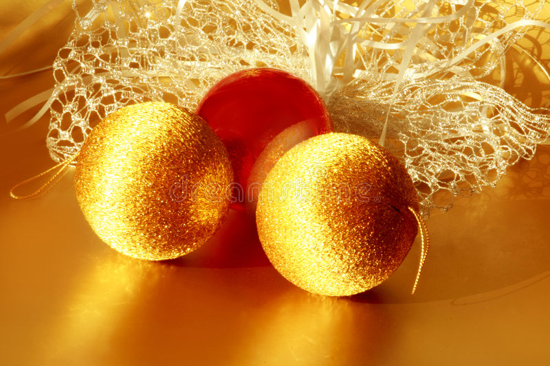 Download Christmas decorations stock photo. Image of ball, ornamental - 3358000