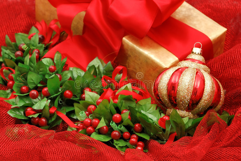 Download Christmas Decorations Stock Photos - Image: 3433893