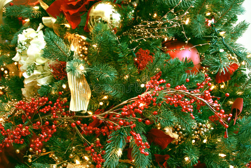 Download Christmas decorations stock image. Image of yule, christmas - 4640633