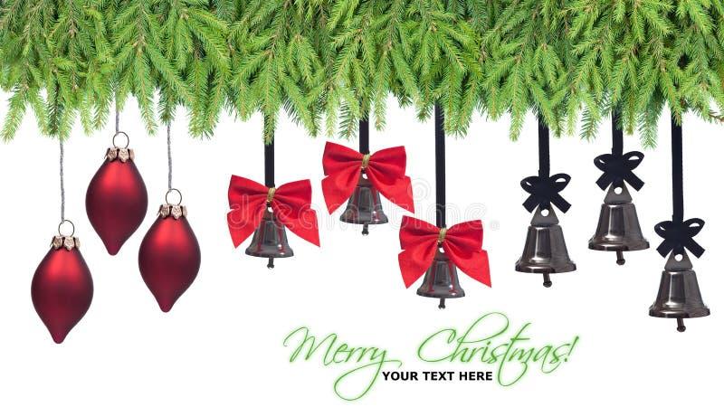 Download Christmas Decorations Design Elements Stock Image - Image: 22201441