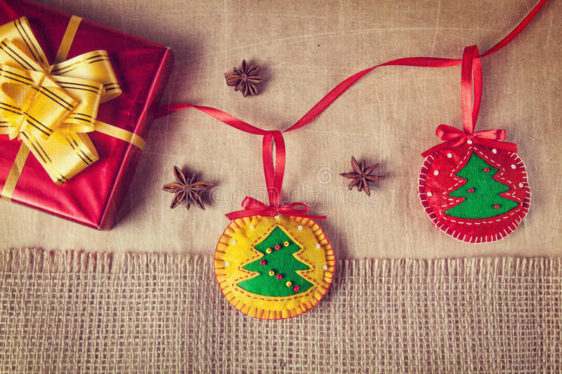 Download Christmas decorations stock photo. Image of decorative - 35742512