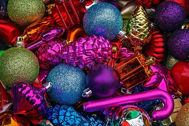 Christmas decorations 20 stock photo