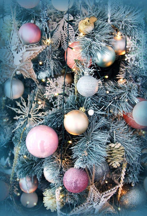 Christmas holidays decorations royalty free stock image