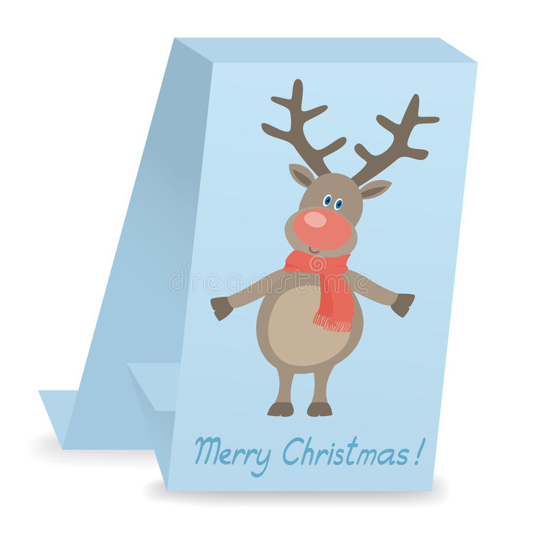 Download Christmas Deer Royalty Free Stock Image - Image: 35012396