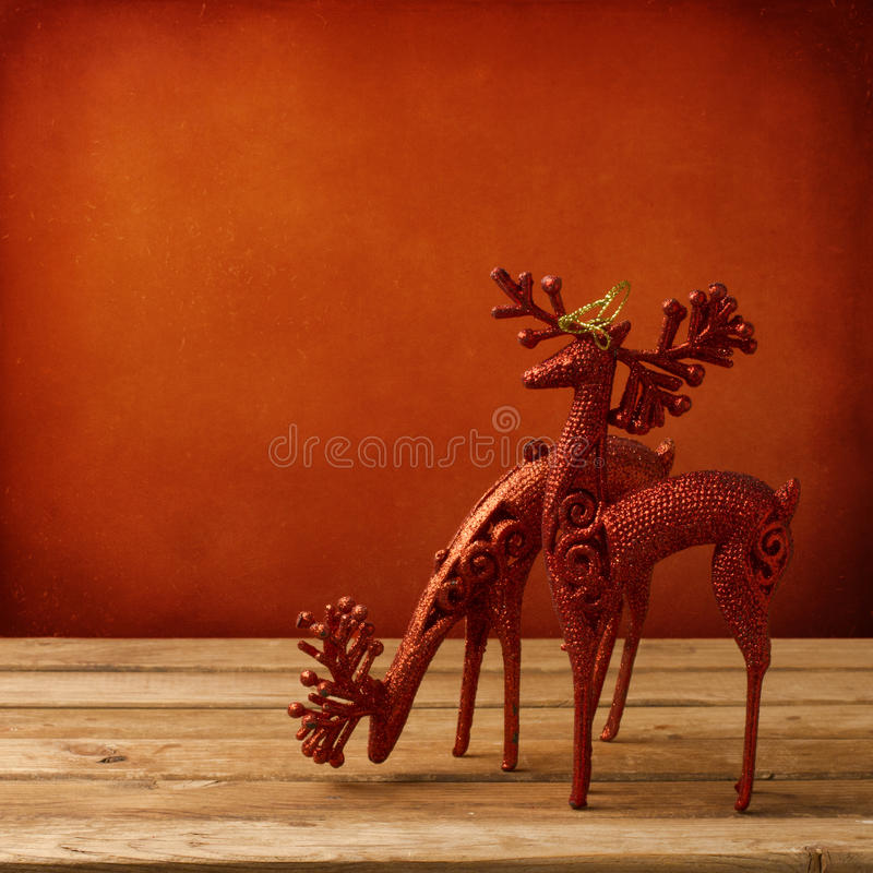 Download Christmas deer ornament stock image. Image of layout - 27429645