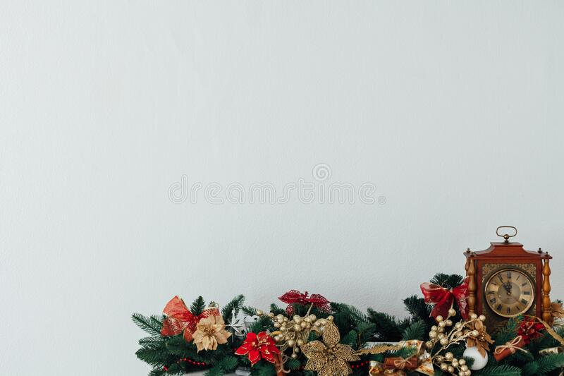 Christmas In New Harmony 2021 Christmas Decor Home Christmas Tree With Gifts For The New Year 2021 2022 Stock Photo Image Of Culture Harmony 201969272