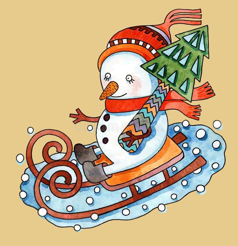 Christmas design royalty free stock image