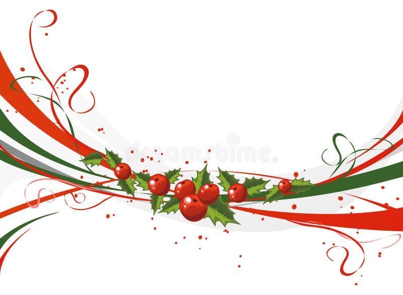 Christmas design stock illustration