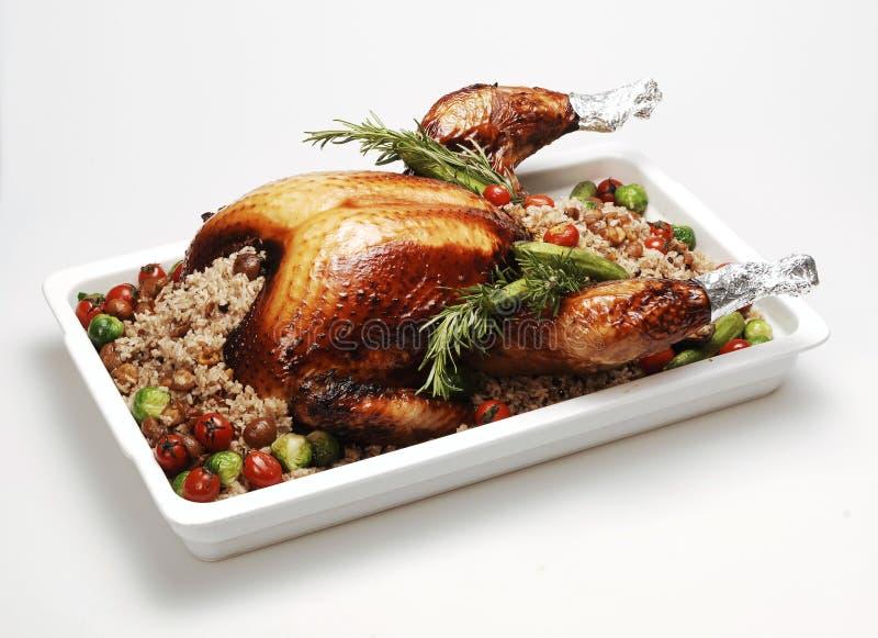 Christmas, Dinner stock image
