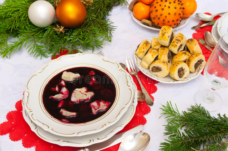 Download Christmas dinner stock image. Image of cooked, dinner - 22734849
