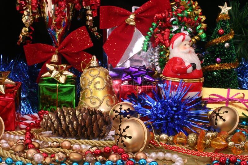Christmas Display royalty free stock photos