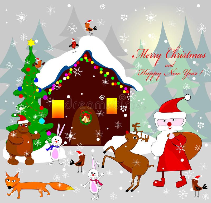 Christmas Dream Royalty Free Stock Photos