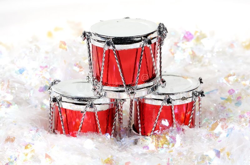 Download Christmas Drums Stock Image Of Event Music Culture