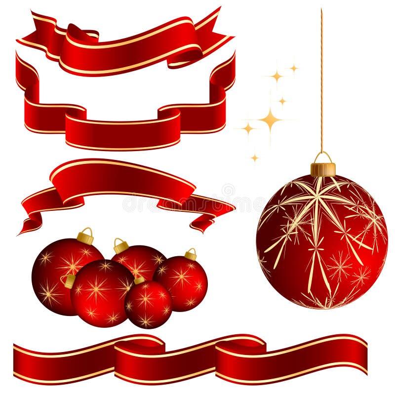 Free Christmas Elements Royalty Free Stock Photo - 11623795