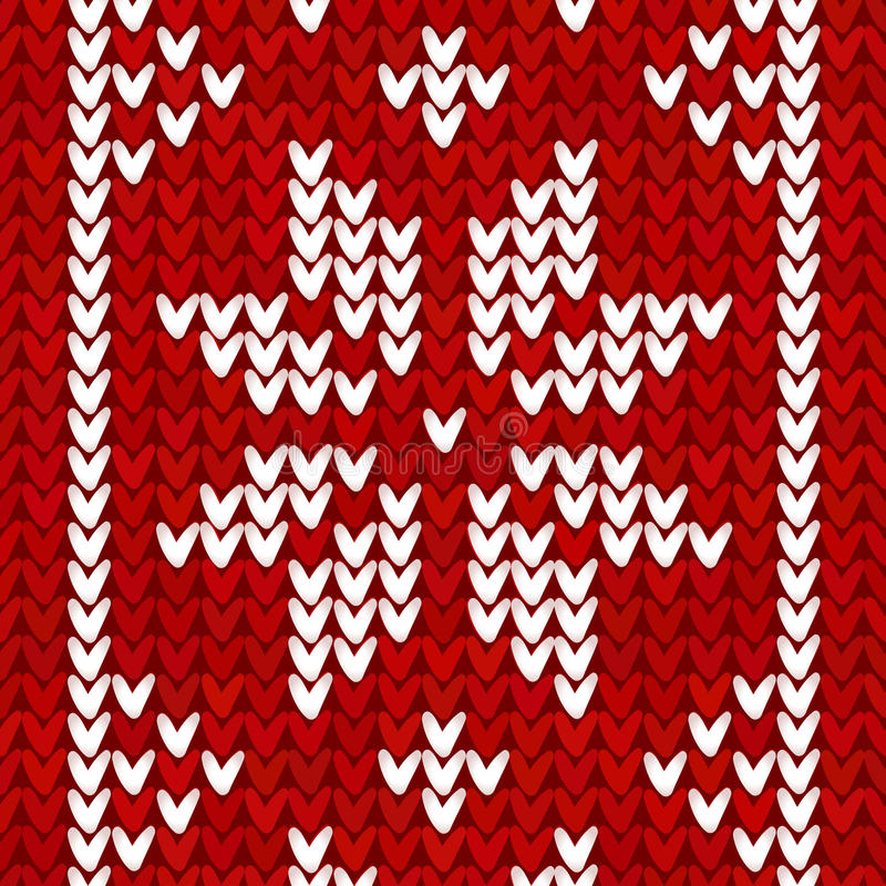 Download Christmas Embroidery Vector Background Stock Vector - Image: 27448503