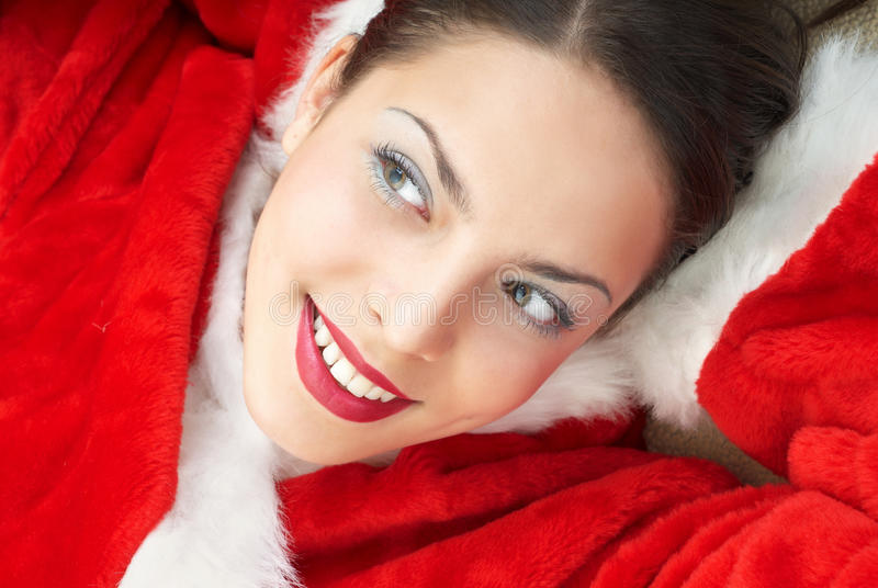Download Christmas enjoyment stock photo. Image of pretty, attractive - 11863590