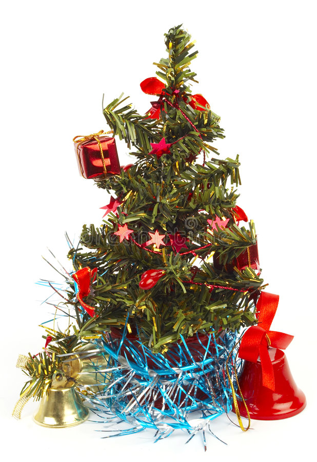 Download Christmas evergreen  tree stock photo. Image of christmas - 7413516
