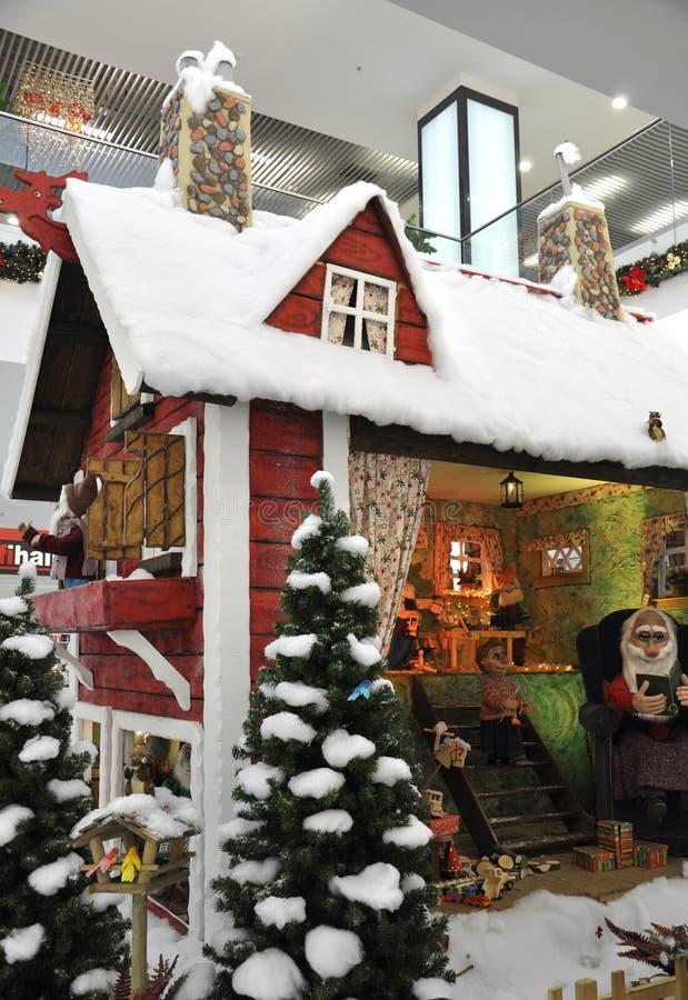 Christmas Fairy-Tales Decoration royalty free stock photos